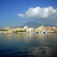La città vista dal mare, Торре-Аннунциата