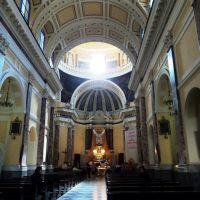 Navata della Basilica Ave Gratia Plena, Торре-Аннунциата