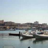 Scorcio di Torre Annunziata dal porto, Торре-Аннунциата
