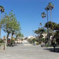 Giardini di viale Marconi, Торре-Аннунциата