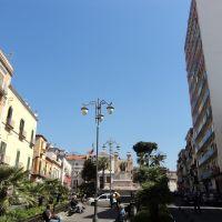 Piazza Ernesto Cesaro, Торре-Аннунциата