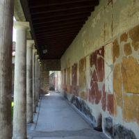 Perstilio della Villa di Poppea, Торре-Аннунциата