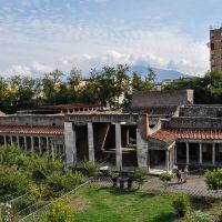 Naples: villa Oplontis, Торре-Аннунциата