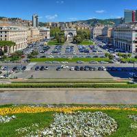 piazza della Vittoria - Genova, Генуя