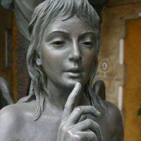 Cimitero Monumentale di Staglieno, Genova, Liguria, Italia, Генуя