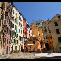 Campopisano, Genova, Генуя