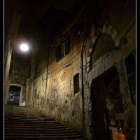Salita S.Bartolomeo del Carmine, Genova, Генуя