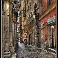 Genova Via  Del Campo, Генуя