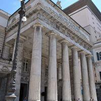Carlo Felice theatre, Генуя