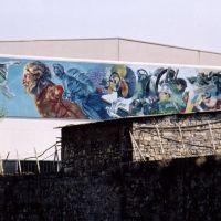 Murales Arsenale - Silvio Benedetto, Ла-Специя