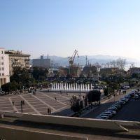 La Spezia giochi dacqua, Ла-Специя