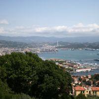 La Spezia - Panorama, Ла-Специя