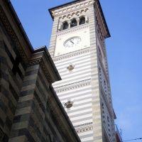 La Spezia- Church tower of Nostra Signora della Neve -Gap -6th Panoramio Meeting-January the 19th 2008, Ла-Специя