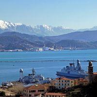 La Spezia, Liguria, Italia, Ла-Специя