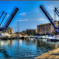 Puerto deportivo de Savona, Italia. ***Marina Savona, Italy***., Савона