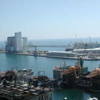Panoramica entrata del porto, Савона