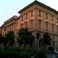 Palazzo della Provincia di Bergamo, Бергамо