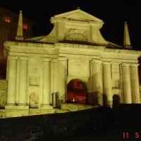 Bergamo - Portão de San Giacomo - Vilson Flôres, Бергамо