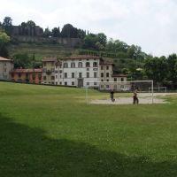 Bérgamo - Parque y campo de fútbol, Бергамо