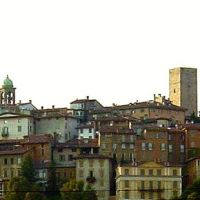 Bergamo : Citti Alta Panorama, Бергамо