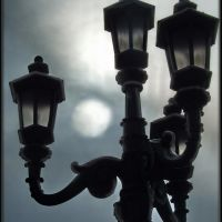 Il sole gioca tra i lampioni, Бергамо