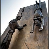 Monumento di Giacomo Manzù, Бергамо