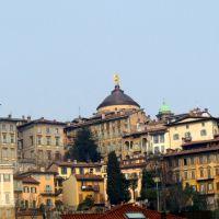 Bergamo Gap 14-3-09 The upper town -Città Alta, Бергамо