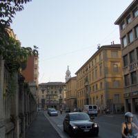 Street, Бергамо