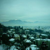 Bérgamo nevado, Бергамо