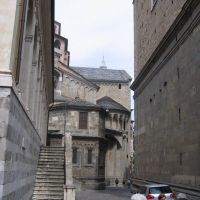 Santa Maria Maggiore, Бергамо