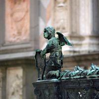 Particolare Cattedrale 2, Бергамо