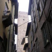 Torre del Gombito, Бергамо