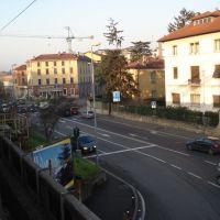 Bergamo - Via S. Giorgio, Бергамо