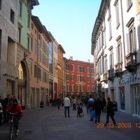 Bergamo, Via XX Settembre, Бергамо