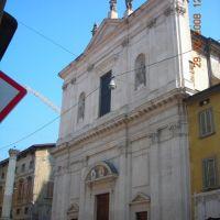 Bergamo, SantAlessandro in Colonna, Бергамо