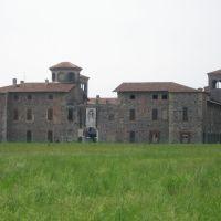 Cavernago - Castello Martinengo Colleoni, Брескиа