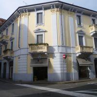 Busto Arsizio (VA) - Palazzo in via Paolo Camillo Marliani, Бусто-Арсизио