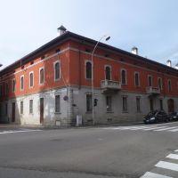 Nusto Arsizio (VA9 - via Zappellini, Бусто-Арсизио