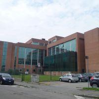 Busto Arsizio (VA) - nuovo tribunale in via Volturno, Бусто-Арсизио