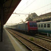 Cisalpino Milano - Ginevra, Бусто-Арсизио