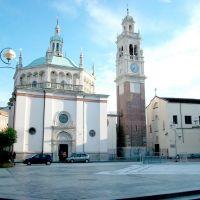 Busto Arsizio: basilica di Santa Maria, Бусто-Арсизио