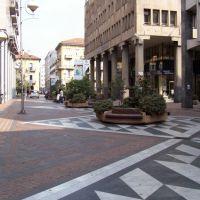 via Milano, Бусто-Арсизио