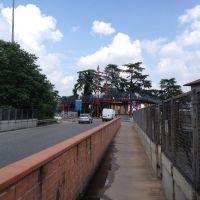 Busto Arsizio - Ponte sulla Ferrovia, Бусто-Арсизио