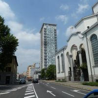 Busto Arsizio: A very very disfigured urban place; not worth seeing at all., Бусто-Арсизио