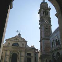 Varese campanile, Варезе
