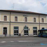 Stazione di Varese (lato esterno) MC2010, Варезе