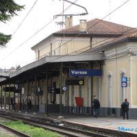 Stazione di Varese (lato binari) MC2010, Варезе