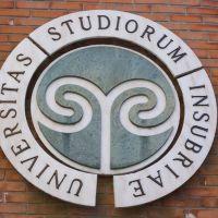 * Varese - Università degli Studi dellInsubria *, Варезе