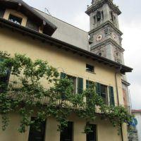 il campanile del Bernascone, Варезе