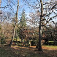 autunno a Villa Mylius, Варезе